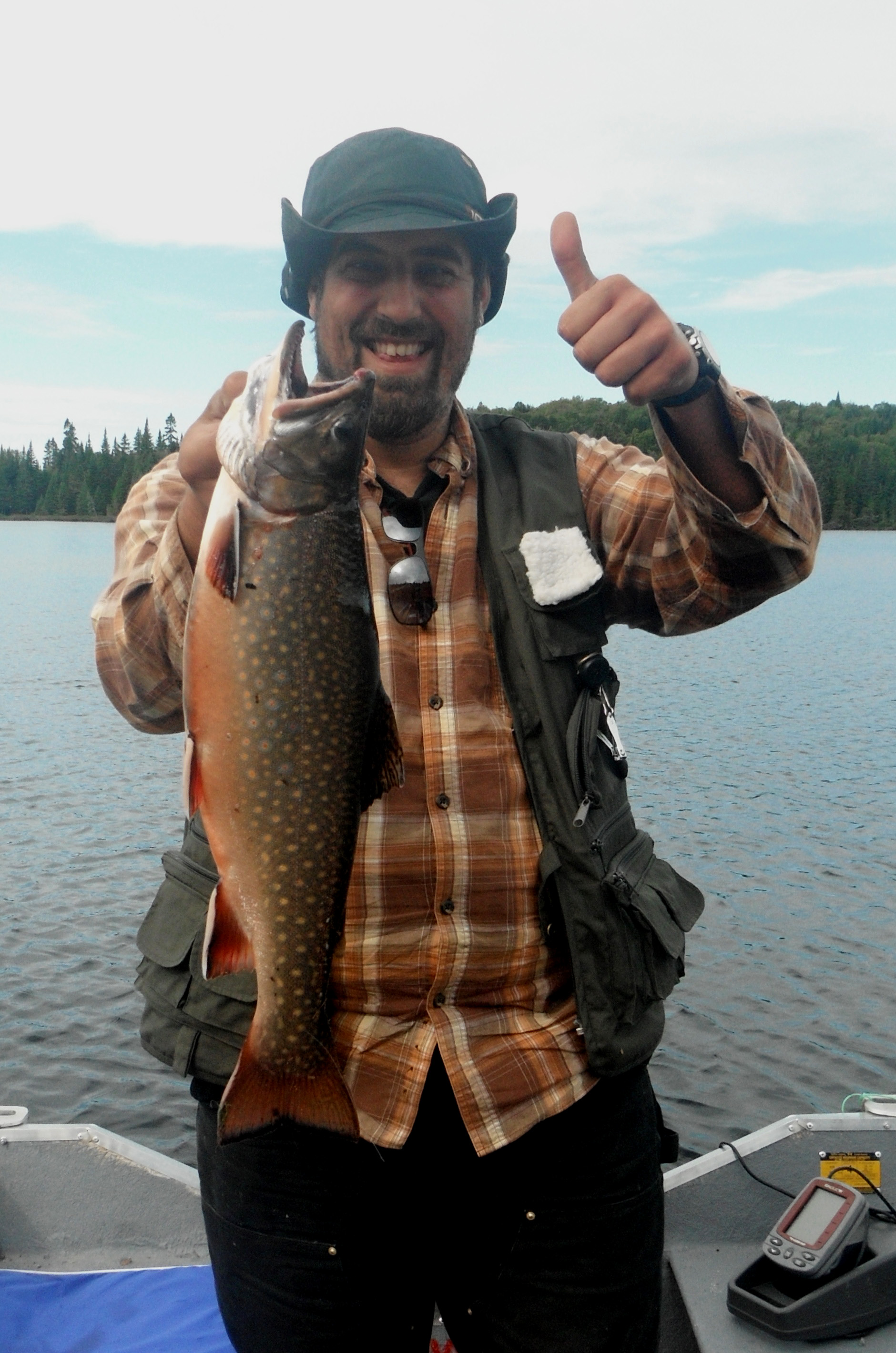 Termen elginsky létang la pêche